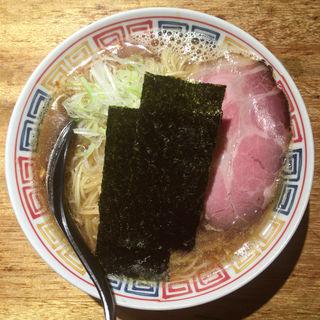 煮干そば(麺ハウス こもれ美 )
