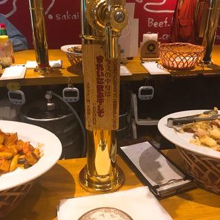 30分ビール飲み放題(焼きスパ ローマ軒 大阪駅前第3ビル店 )
