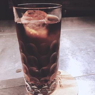 アイスコーヒー(錢屋カフヱー)