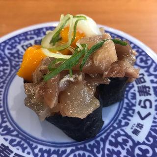 海鮮ユッケ風(無添くら寿司 ひばりが丘店 )