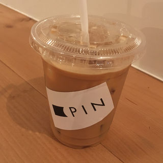 バターコーヒー(アイス)(Pin Coffee&Bar(ピン コーヒー アンド バー))