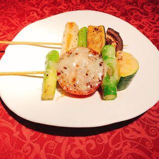 野菜焼き(大安くらぶ (だいあんくらぶ))