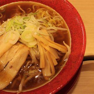 醤油ラーメン(みそ吟 札幌本店)