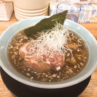 醤油らー麺(麺屋 つるる )