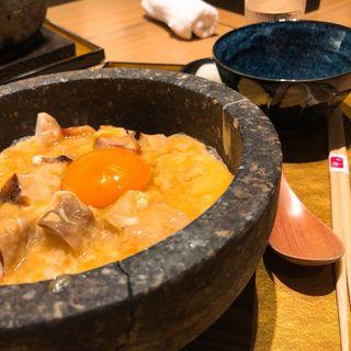 石焼親子丼(輝々麻布)