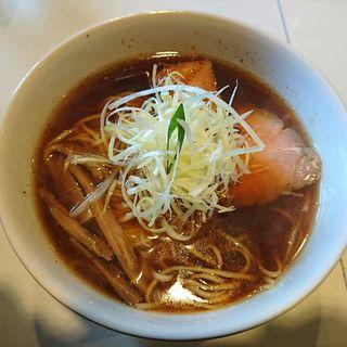 鶏清湯ラーメン・醤油(麺屋一刃)