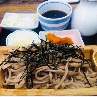 手打蕎麦(昇仙峡 金渓館 (しょうせんきょう きんけいかん))