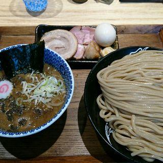 つけ麺大盛+特選全部トッピング(とみ田 )