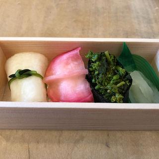 漬物寿司(西利 嵐山店 )