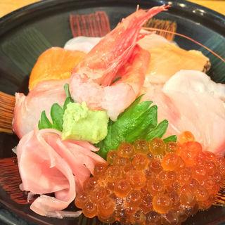 特選海鮮丼(みづき屋 )