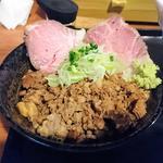 ミックスチャーシュー丼 ミニ(らーめんstyle JUNK STORY (ラーメンスタイルジャンクストーリー))