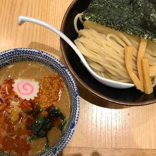 坦々つけ麺(舎鈴 新宿西口店)