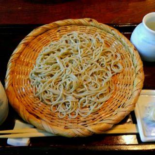蕎麦(翁 (おきな))