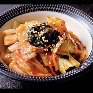 白菜キムチ(韓灯 (ハンドゥン))