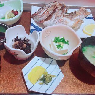 塩焼定食(浜崎鮮魚 浜んくら )