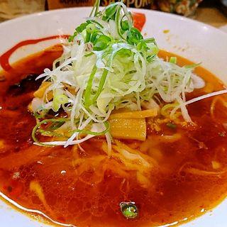 市川タンタンメン(魂麺  (コンメン【旧魂麺 まつい】))