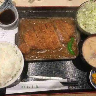上ロースカレーかつ膳(にし邑 )