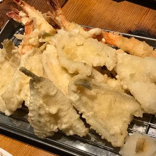 天ぷら(鯛之鯛 難波店)