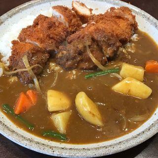 手作りチキンカツのせ野菜カレー(CoCo壱番屋 向日国道171号店 (ココイチバンヤ))