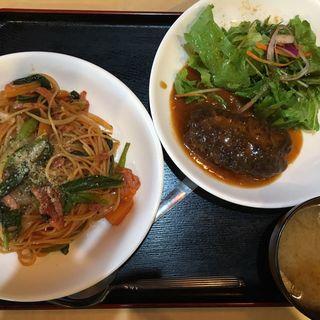 イタリア定食(衣笠 (定食レストラン))