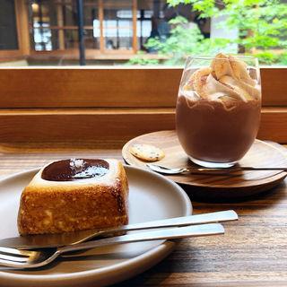 チョコレート(ダンデライオン・チョコレート京都東山一念坂)