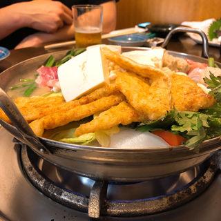 味噌ちゃんこ鍋(相撲料理 ちゃんこ成山 (ちゃんこなるやま))