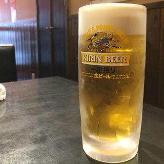 生ビール(パジョン)