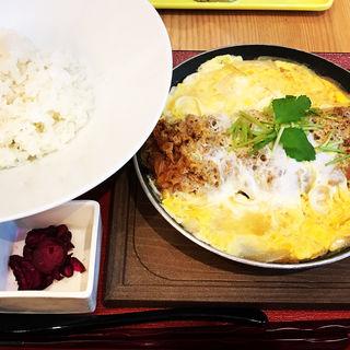 特撰やわらかヒレかつ丼(とんかつ 新宿さぼてん ルクア大阪店)