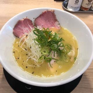 鶏白湯 塩(麺屋 一空)