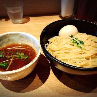 味玉つけ麺(麺屋宗&SOU 中目黒店 (めんやそう))