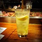 生レモンソーダ
