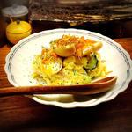 ごりょんさんが作ったポテトサラダ(博多串焼き・野菜巻き工房 ごりょんさん 渋谷店)