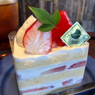 ショートケーキ(京洋菓子司 ジュヴァンセル 神宮前店)