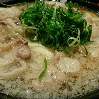 にくにく肉うどん(うどん居酒屋 江戸堀)