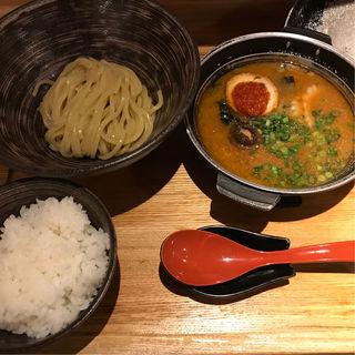 めんたい煮込みつけ麺セット(元祖めんたい煮込みつけ麺)
