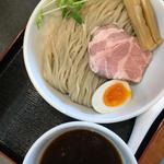 丸鶏醤油つけ麺