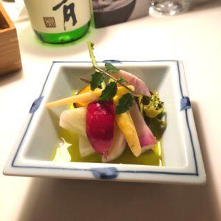 鎌倉野菜のマリネ(さんどバー)