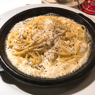 パルミジャーノレジャーのパスタ(横浜チーズカフェ (ヨコハマチーズカフェ))