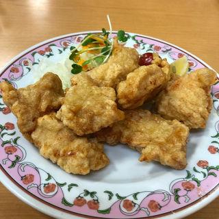 鶏の唐揚(餃子の王将 八田寺店 )
