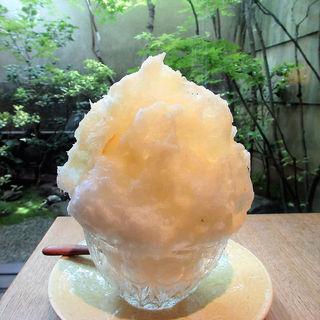 日向夏のかき氷(祇園NITI (ニチ))
