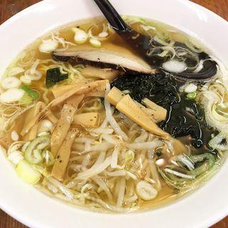 醤油ラーメン(大三元 )