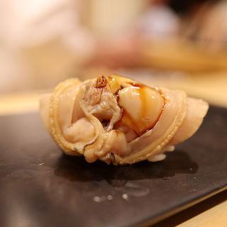 煮蛤(鮨はしもと)