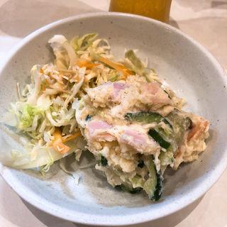 ポテトサラダ(博多祇園鉄なべ)