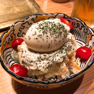 ポテトサラダ(やきとり五二六)