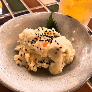 ポテトサラダ(しらすくじら福岡空港店)