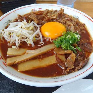 肉玉入 小(中華そば 春陽軒 (ちゅうかそば しゅんようけん))