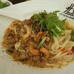 汁なし担担麺 しびれる(175°DENO担担麺GINZa)