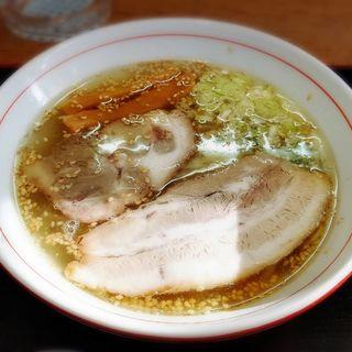 塩ラーメン(小)(こだわりらーめん 麺太 錦町店 )