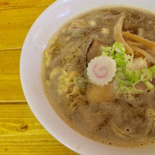 煮干し中華(醤油味)(めし処 一)