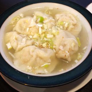水餃子(杏仁荘 )